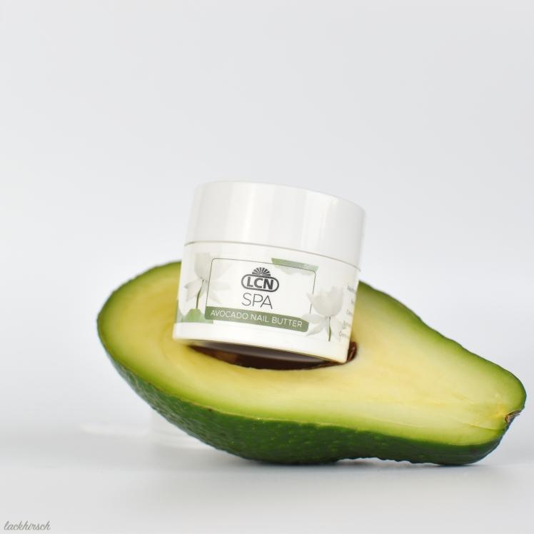 LCN Avocado Nail Butter